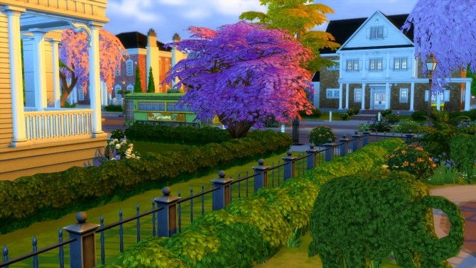 Newcrest Campus by wouterfan at Mod The Sims image 7718 670x378 Sims 4 Updates