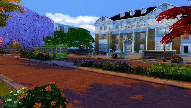 Newcrest Campus by wouterfan at Mod The Sims image 7817 670x378 Sims 4 Updates