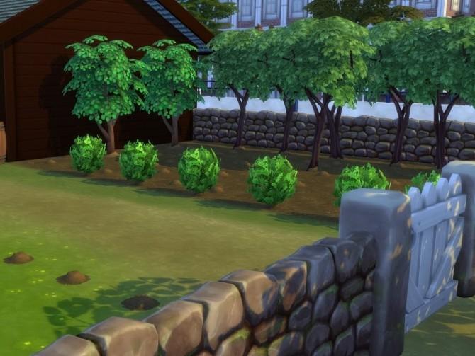 Sims 4 Bindal Gard at KyriaT's Sims 4 World