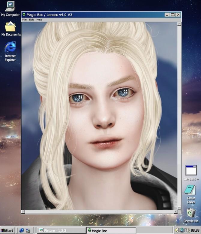 Sims 4 LENSES V4.0 #3 at Magic bot