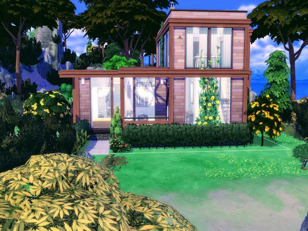 Modern Retreat by LJaneP6 at TSR image 9214 Sims 4 Updates