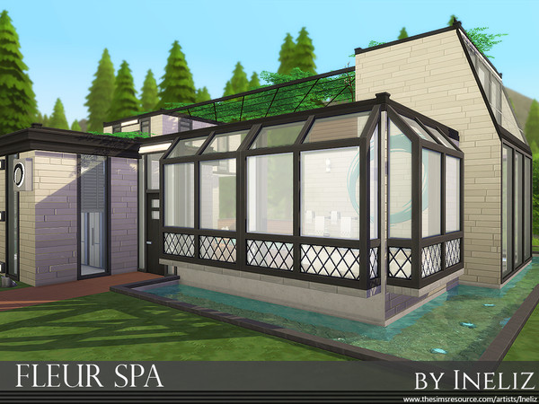 Fleur Spa by Ineliz at TSR image 966 Sims 4 Updates