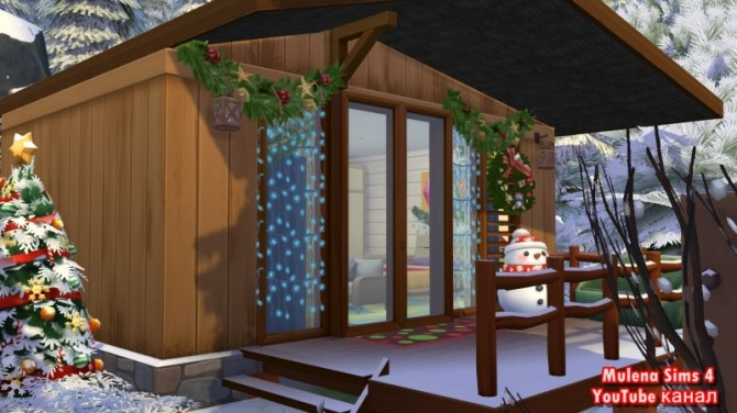 House for friends at Sims by Mulena image 968 670x376 Sims 4 Updates