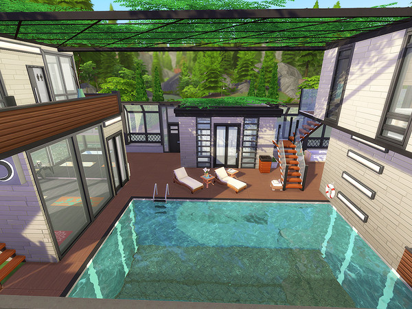 Fleur Spa by Ineliz at TSR image 987 Sims 4 Updates