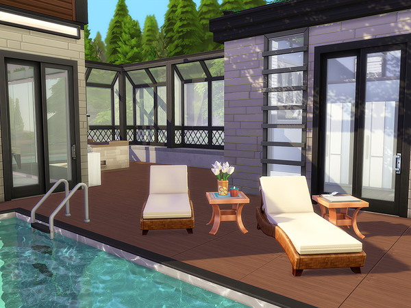 Fleur Spa by Ineliz at TSR image 998 Sims 4 Updates