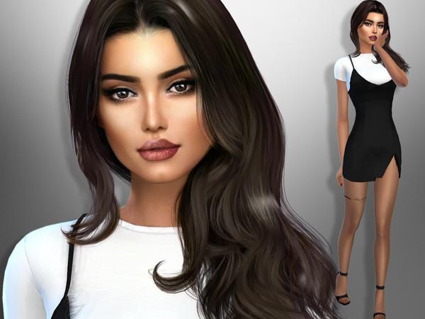 Sims 4 Sarah Wells by divaka45 at TSR
