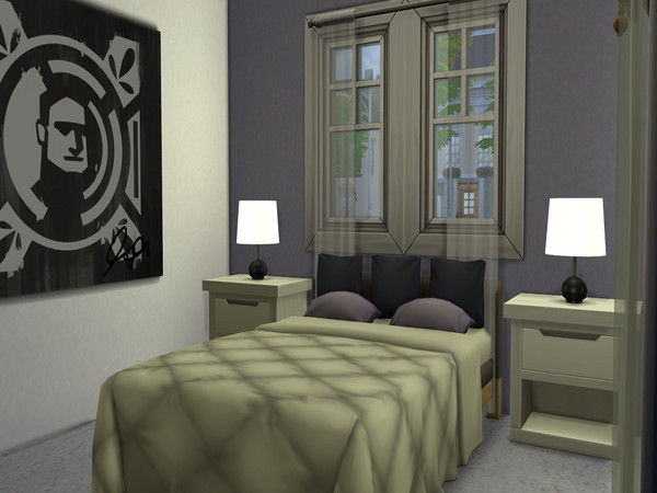 Sims 4 Starter Home 3 Turnip Street by vikixc at TSR