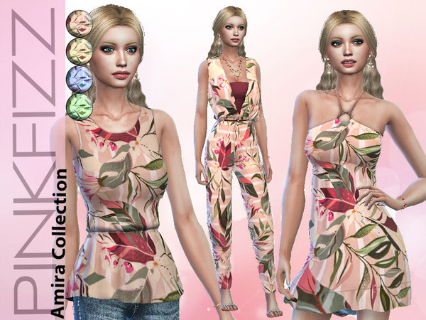Amira Collection by Pinkfizzzzz at TSR image 1050 Sims 4 Updates