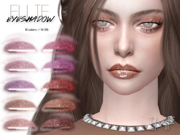 Sims 4 IMF Ellie Eyeshadow N.126 by IzzieMcFire at TSR
