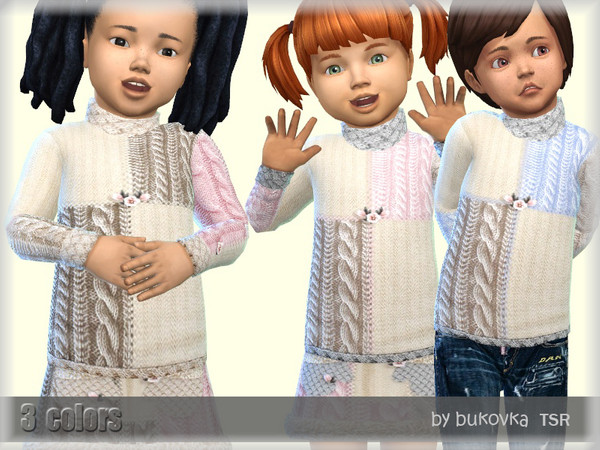 Sweater Golf by bukovka at TSR image 1065 Sims 4 Updates