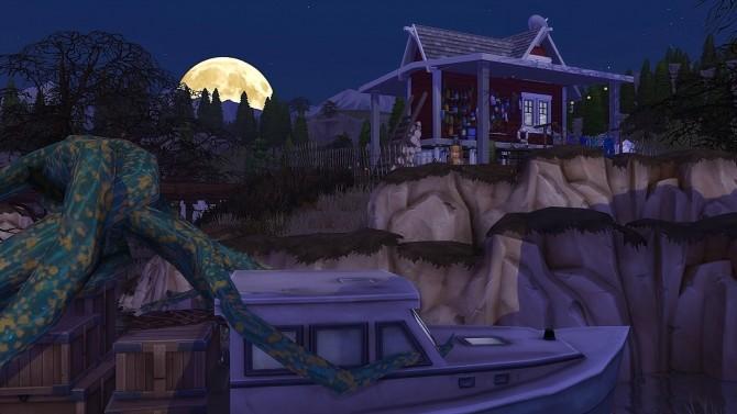 Fishermans Cove at Frau Engel image 11121 670x377 Sims 4 Updates