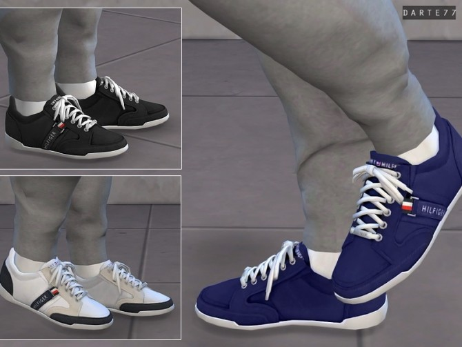 TH sneakers (P) at Darte77 image 11517 670x503 Sims 4 Updates