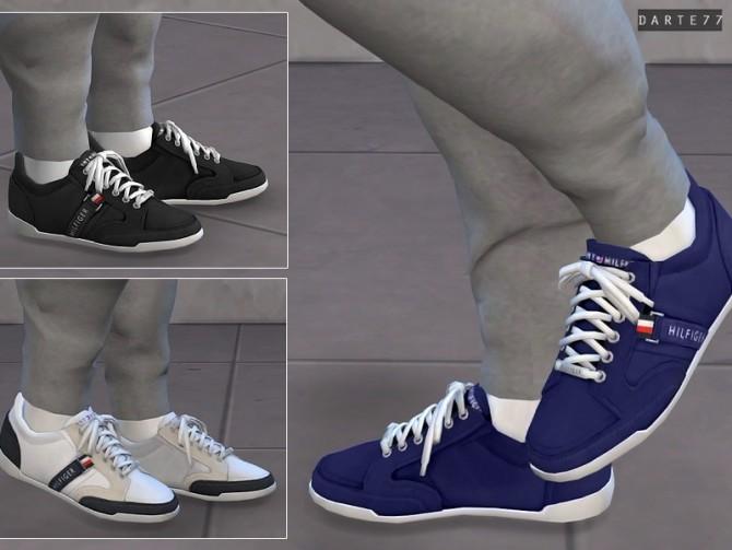 Sims 4 TH sneakers (P) at Darte77