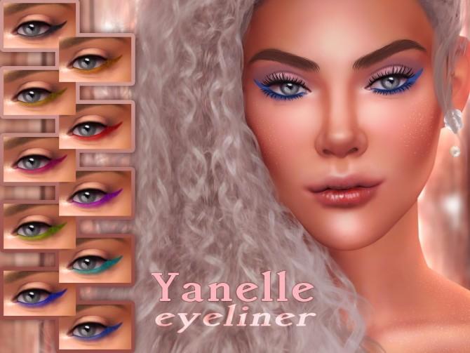 Yanelle Eyeliner at Katverse image 1177 670x503 Sims 4 Updates