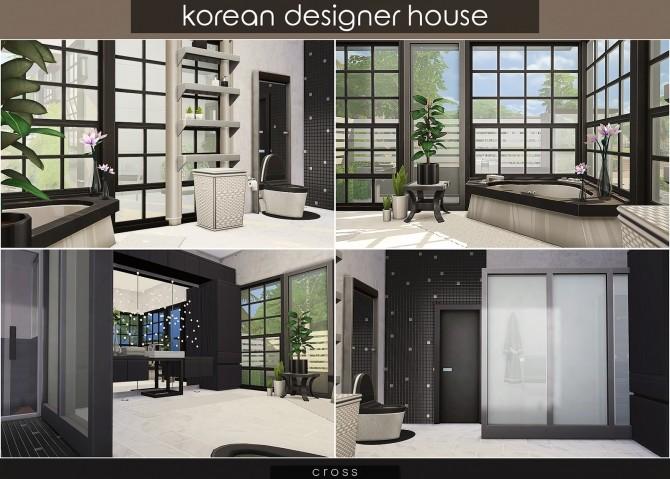 Korean Designer House at Cross Design image 1181 670x479 Sims 4 Updates