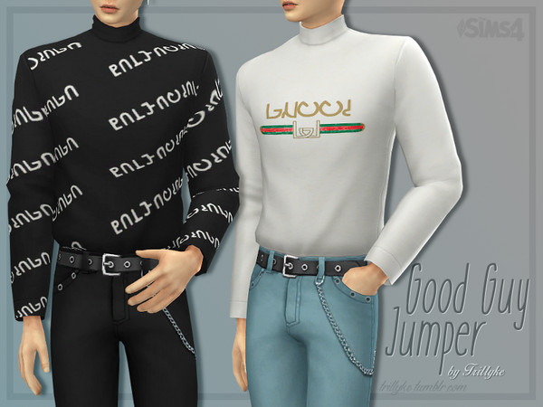 Sims 4 Good Guy Jumper by Trillyke at TSR