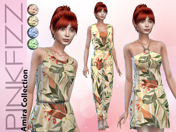 Amira Collection by Pinkfizzzzz at TSR image 1190 Sims 4 Updates