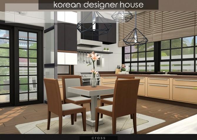 Korean Designer House at Cross Design image 1211 670x479 Sims 4 Updates