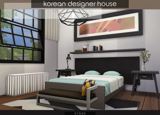 Korean Designer House at Cross Design image 1231 670x479 Sims 4 Updates