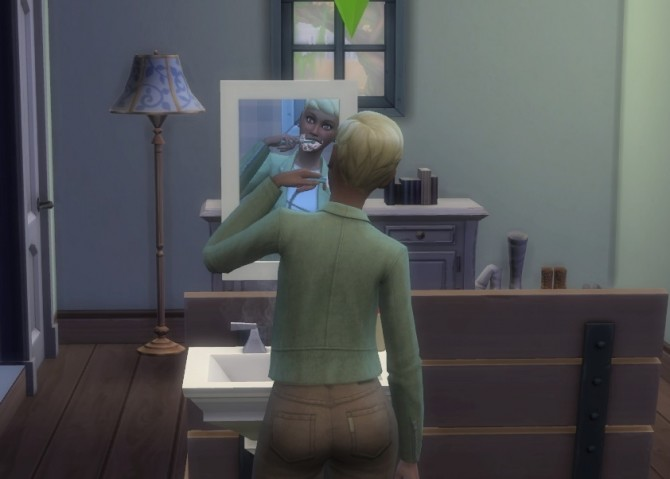 Sims Brush Teeth Faster by SHEnanigans at Mod The Sims image 1259 670x479 Sims 4 Updates