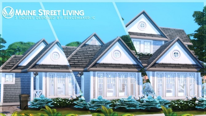 Maine Street Living   Micro, Tiny & Small Home Series at Simsational Designs image 12811 670x377 Sims 4 Updates