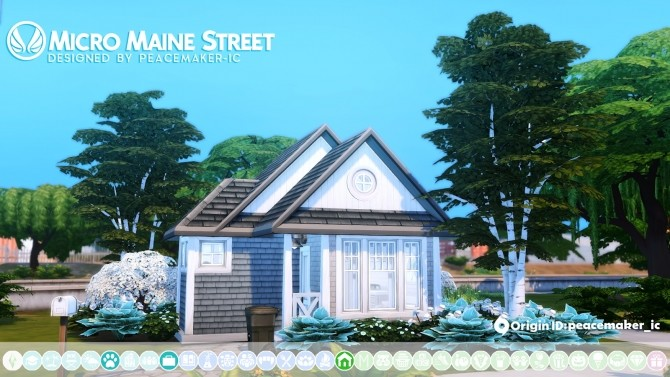 Maine Street Living   Micro, Tiny & Small Home Series at Simsational Designs image 12913 670x377 Sims 4 Updates