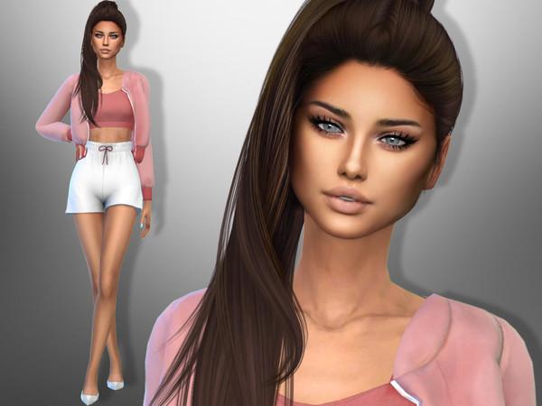 Sims 4 Petunia Foss by divaka45 at TSR