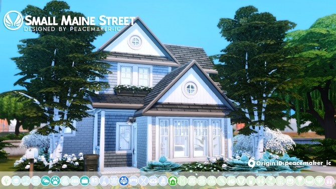 Maine Street Living   Micro, Tiny & Small Home Series at Simsational Designs image 13013 670x377 Sims 4 Updates