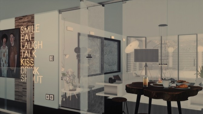 Sims 4 100   PINIENROCK HOME at SoulSisterSims