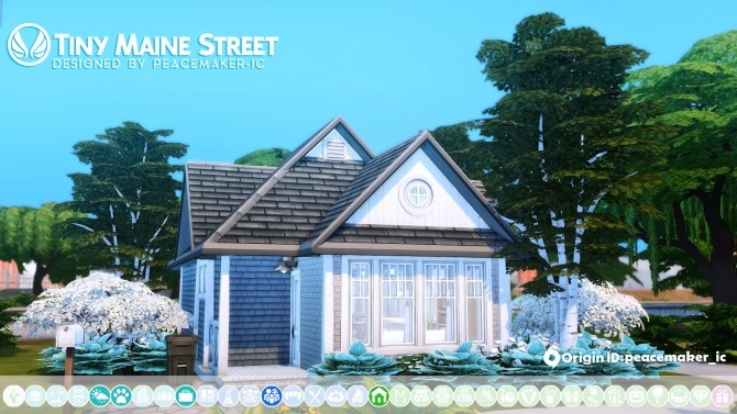 Maine Street Living   Micro, Tiny & Small Home Series at Simsational Designs image 13118 670x377 Sims 4 Updates
