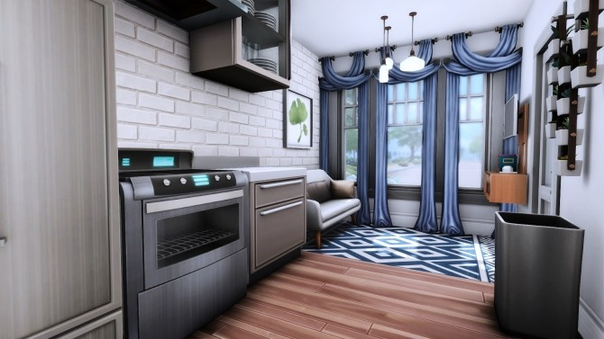 Maine Street Living   Micro, Tiny & Small Home Series at Simsational Designs image 13215 670x377 Sims 4 Updates