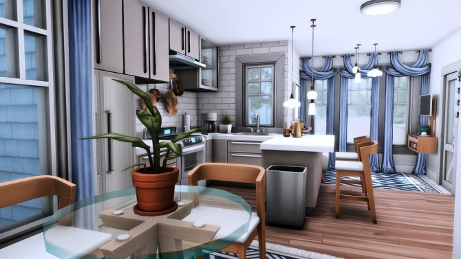 Maine Street Living   Micro, Tiny & Small Home Series at Simsational Designs image 13313 670x377 Sims 4 Updates