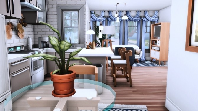 Maine Street Living   Micro, Tiny & Small Home Series at Simsational Designs image 13412 670x377 Sims 4 Updates