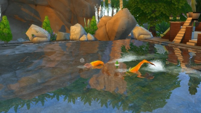 Swim Around in Pools by Teknikah at Mod The Sims image 1362 670x377 Sims 4 Updates