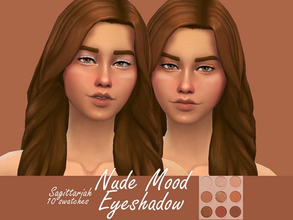 Sims 4 Mood Eyeshadow by Sagittariah at TSR