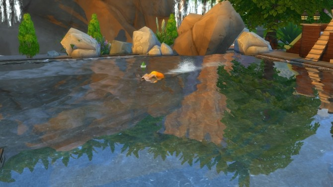 Swim Around in Pools by Teknikah at Mod The Sims image 1372 670x377 Sims 4 Updates