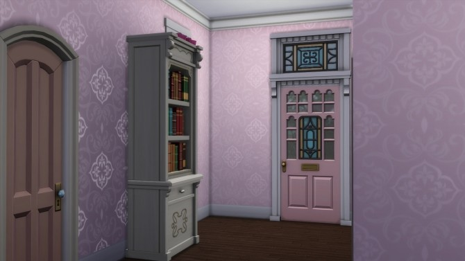 Romantic Victorian Starter Home No CC by Christine11778 at Mod The Sims image 1421 670x377 Sims 4 Updates