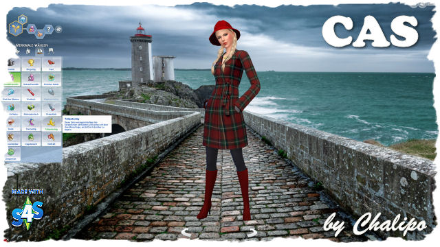 Lighthouse CAS background by Chalipo at All 4 Sims image 1442 Sims 4 Updates