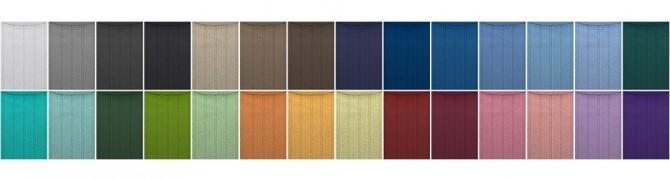 Basic Sleeveless T Shirt II Stripe at Rusty Nail image 14511 670x181 Sims 4 Updates