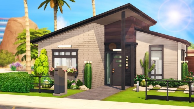 LUXURIOUS TINY HOUSE at Aveline Sims image 14813 670x377 Sims 4 Updates