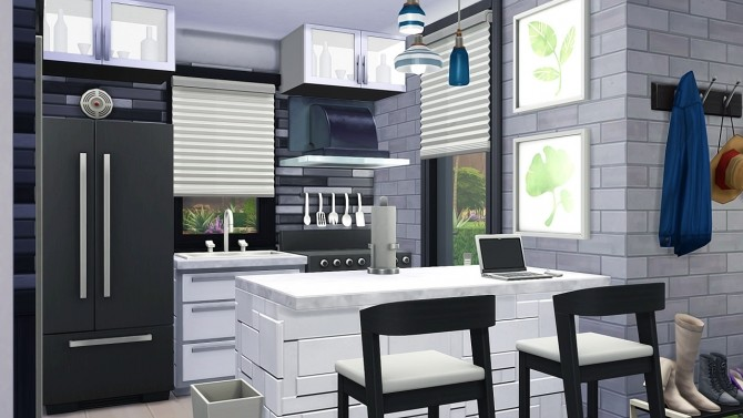 LUXURIOUS TINY HOUSE at Aveline Sims image 14912 670x377 Sims 4 Updates