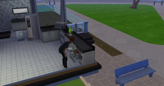 Unlimited Dishwasher by tecnic at    select a Sites    image 1503 670x353 Sims 4 Updates