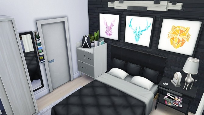 LUXURIOUS TINY HOUSE at Aveline Sims image 15118 670x377 Sims 4 Updates