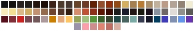 ColoresUrbanos Grace Kelly 01 Hair Retexture Naturals + Unnaturals at Shimydim Sims image 1531 670x109 Sims 4 Updates