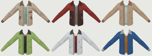 Oversize Jacket Kids Version at Simiracle image 1605 Sims 4 Updates