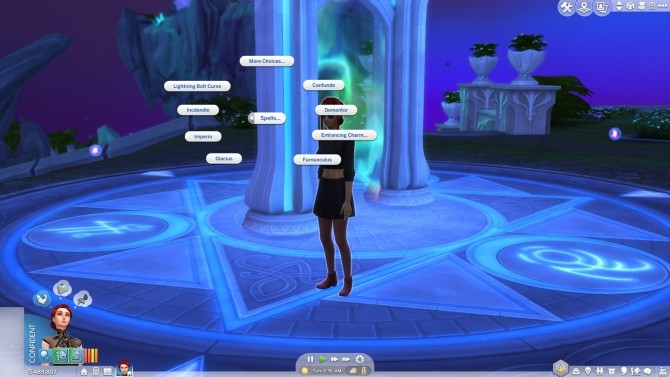 Harry Potter Spell and Potion Name Replacer by Teknikah at Mod The Sims image 1633 670x377 Sims 4 Updates