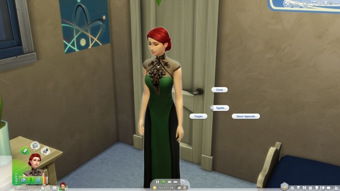Harry Potter Spell and Potion Name Replacer by Teknikah at Mod The Sims image 1643 670x377 Sims 4 Updates
