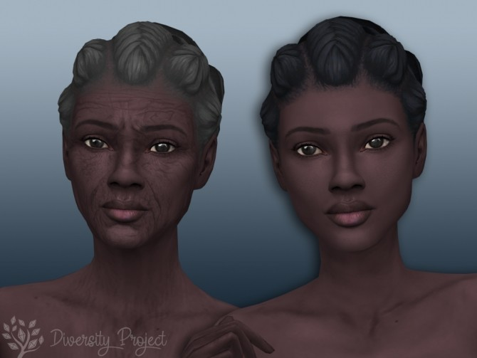 Lovely Flaws Default Skintone at Sims 4 Diversity Project image 1696 670x503 Sims 4 Updates