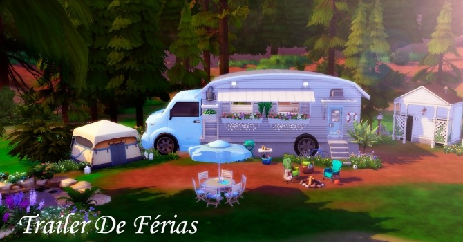 Holiday Trailer NOCC at Lily Sims image 1706 670x350 Sims 4 Updates