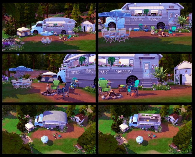 Holiday Trailer NOCC at Lily Sims image 17111 670x541 Sims 4 Updates